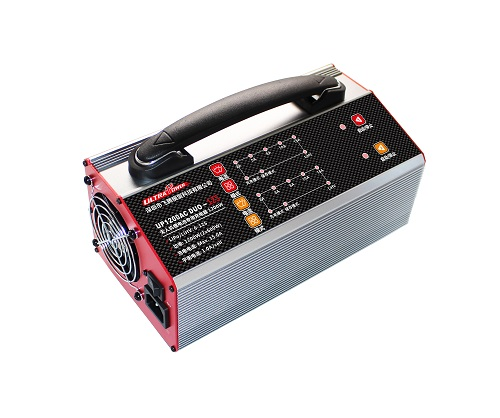 UP1200AC DUO RC charger supply power