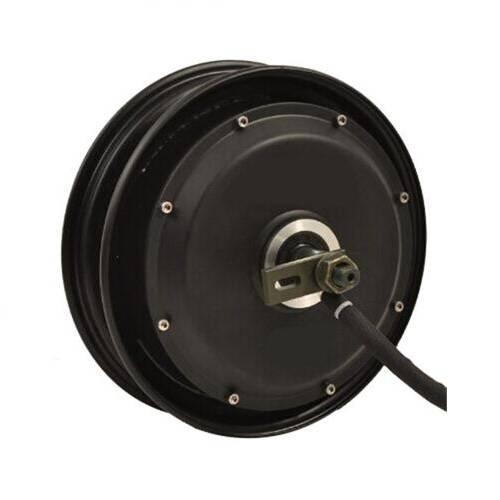 10inch E-Scooter In-Wheel Hub Motor(50H) 3000W V2 Type