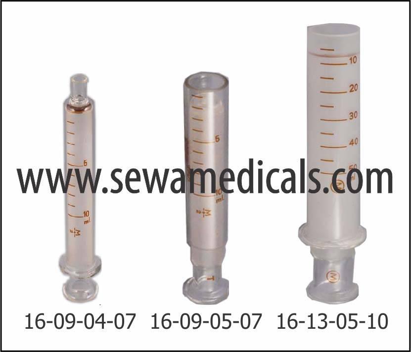 Pharma Glass Syringe