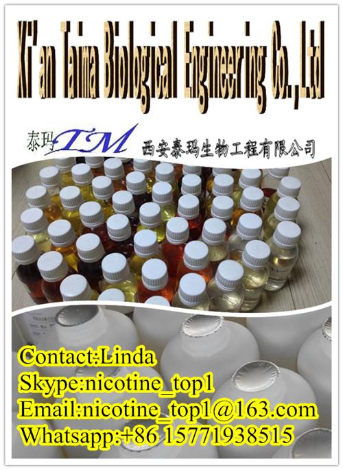 Xi'an Taima Usp grade 99.95% pure nicotine for E-liquid