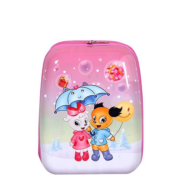 Pink Square Shape Designer Girl Backpacks for School,Backpack Brands SMJM