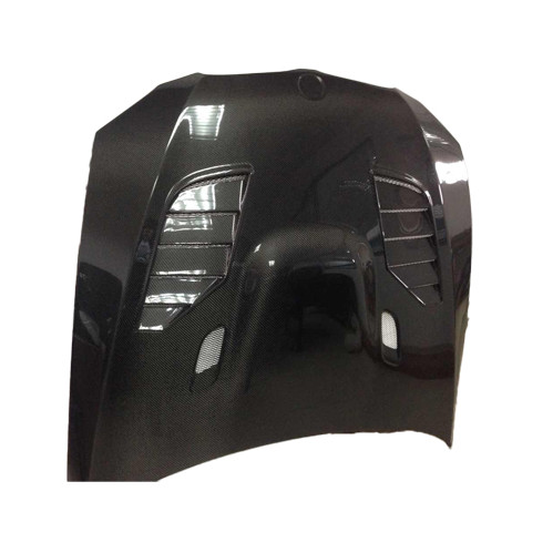Customized automobile engine cover