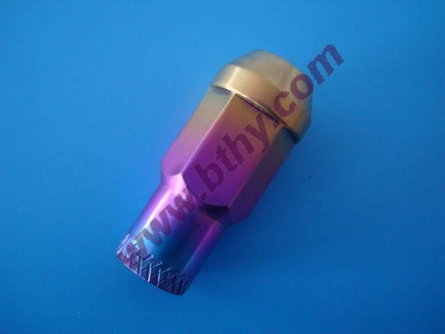Gr 5 Titanium Wheel Lug Nuts