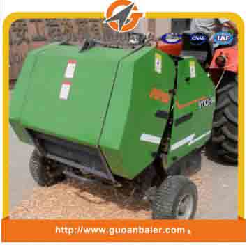 Manufacturer straw grass hay baler machine