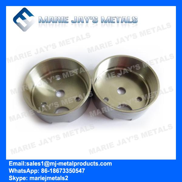 Custom titanium machining part