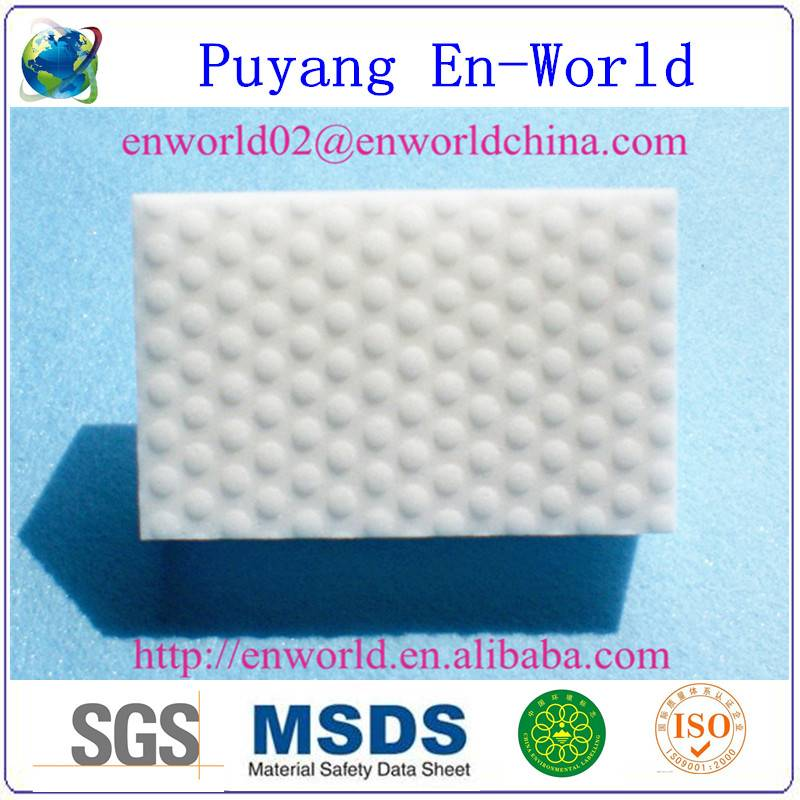 high density nano melamine foam