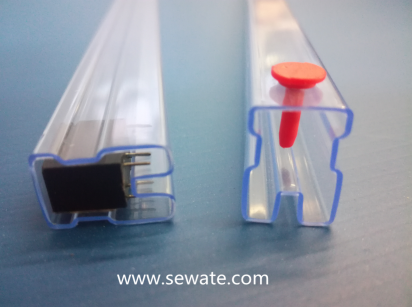 anti static plastic ic tubes