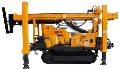 Best Selling JDL-300 Diamond Drilling Water Well Drilling Machine