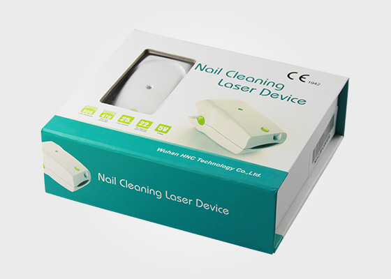 SAFE NAIL FUNGUS LASER TREATMENT To Use At-Home Plus Free Shoe UV