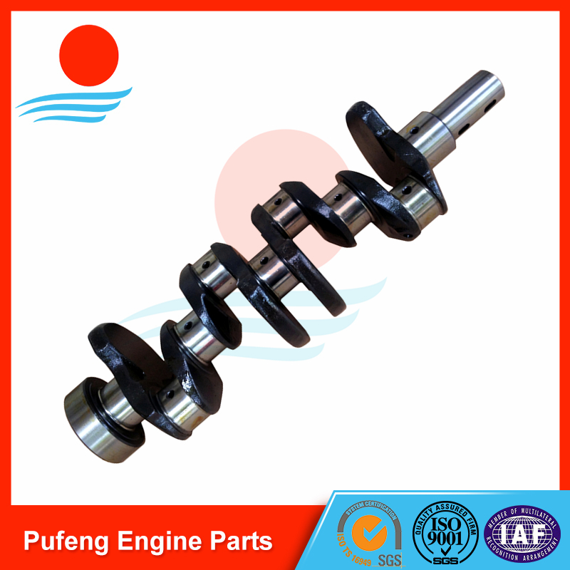 Yanmar 4TNV84 4TNV88 crankshaft forged steel