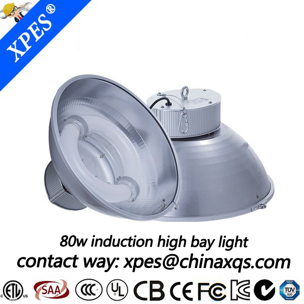50% Energy Reduction induction lamp Low heat generation induction light with minimal Lumen depreciat