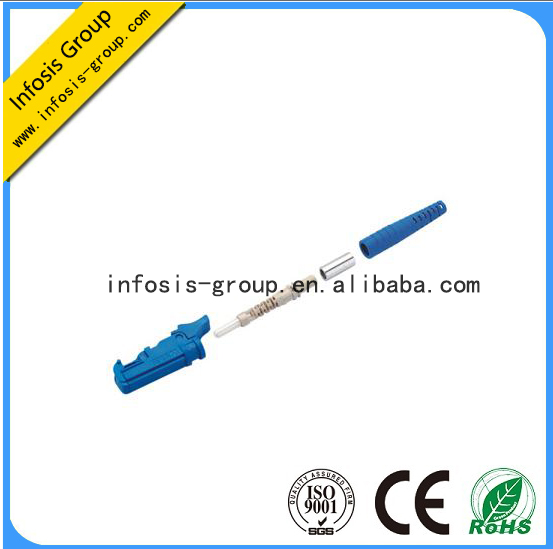 SC/PC/upc SM Simplex Fiber Connector 3.0mm,blue color