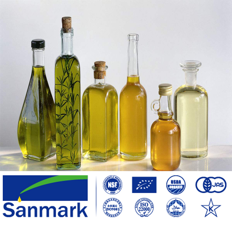ISO GMP manufacturer supply FLAXSEED / LINSEED OIL
