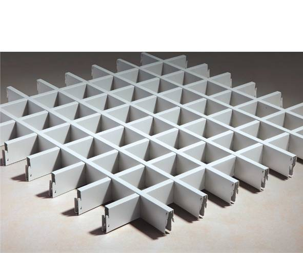 aluminum ceiling grid components building material