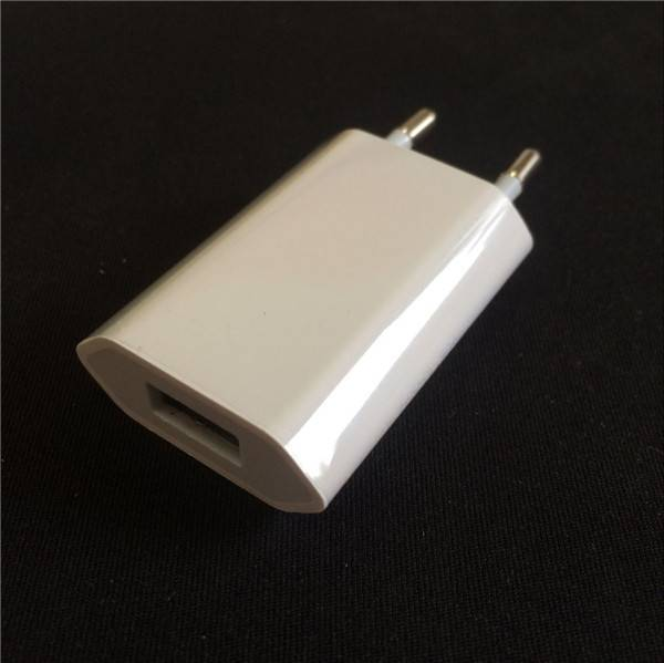 Hot Sale EU Plug Wall Charger for Mobile Phone