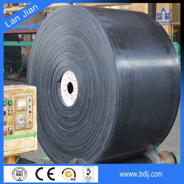 High Quality EP Rubber Conveyor Belt for Industry