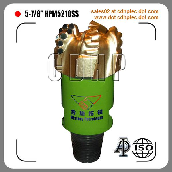 """3 3/4"""" matrix body pdc drill  for oil and gas"""