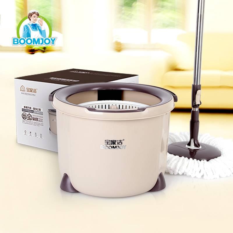 Round Bucket Spin Mop M2