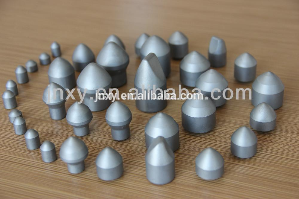 cemented carbide auger tips for coal-cutting