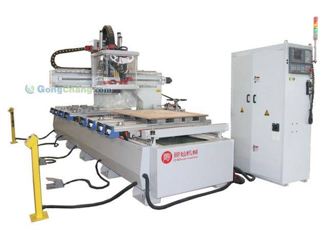 MULTI FUNCTION OPEN SIDE SINGLE ARM AUTO TOOL CHANGING WITH RANG  DRILLING