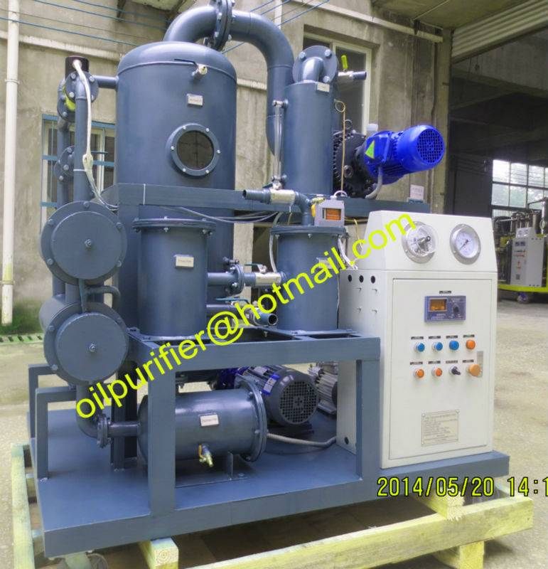 New Transformer Oil Purifier, Transformer Oil Filtration Unit, Oil Recycling System