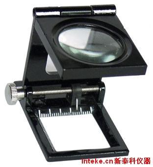 INTEKE Linen Tester / Pick counter (10X Magnifier)