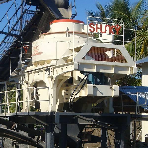 VSI-9526 VSI Sand Making Machine