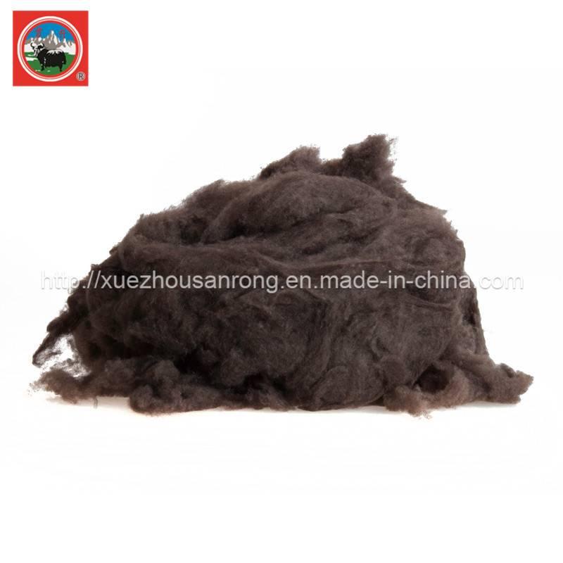 combing yak wool /cashmere/camel wool