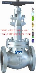 11  A890 Grade 4A/5A/6A flanged globe valve