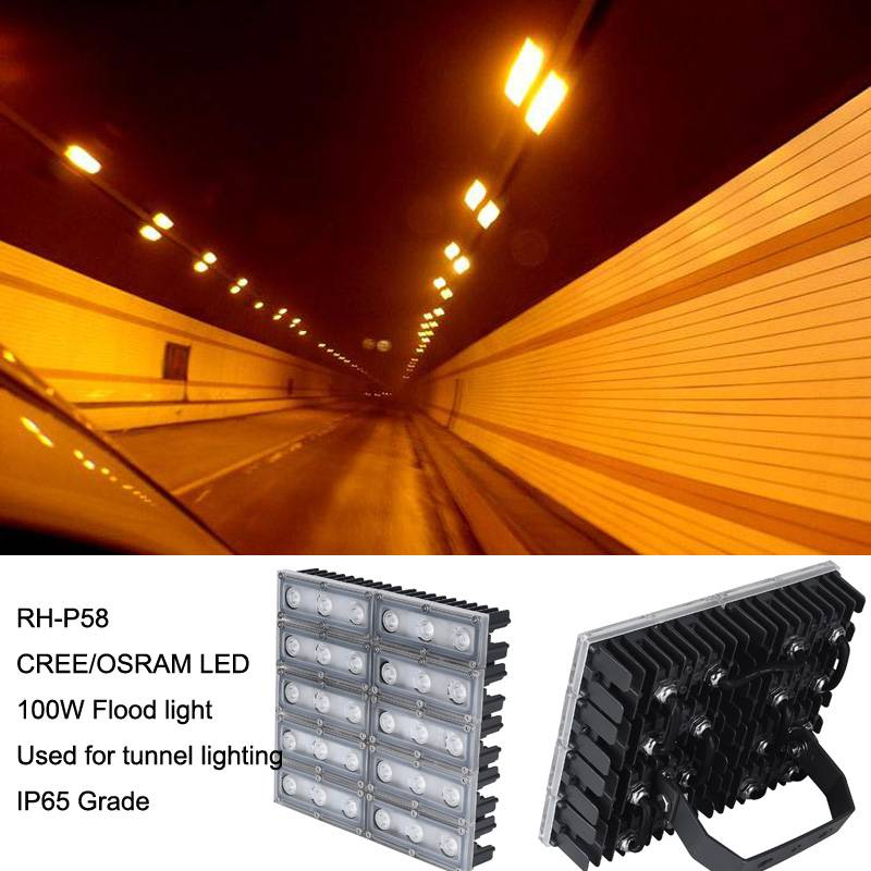 Low Voltage Outdoor Lighting LED Tunnel Light