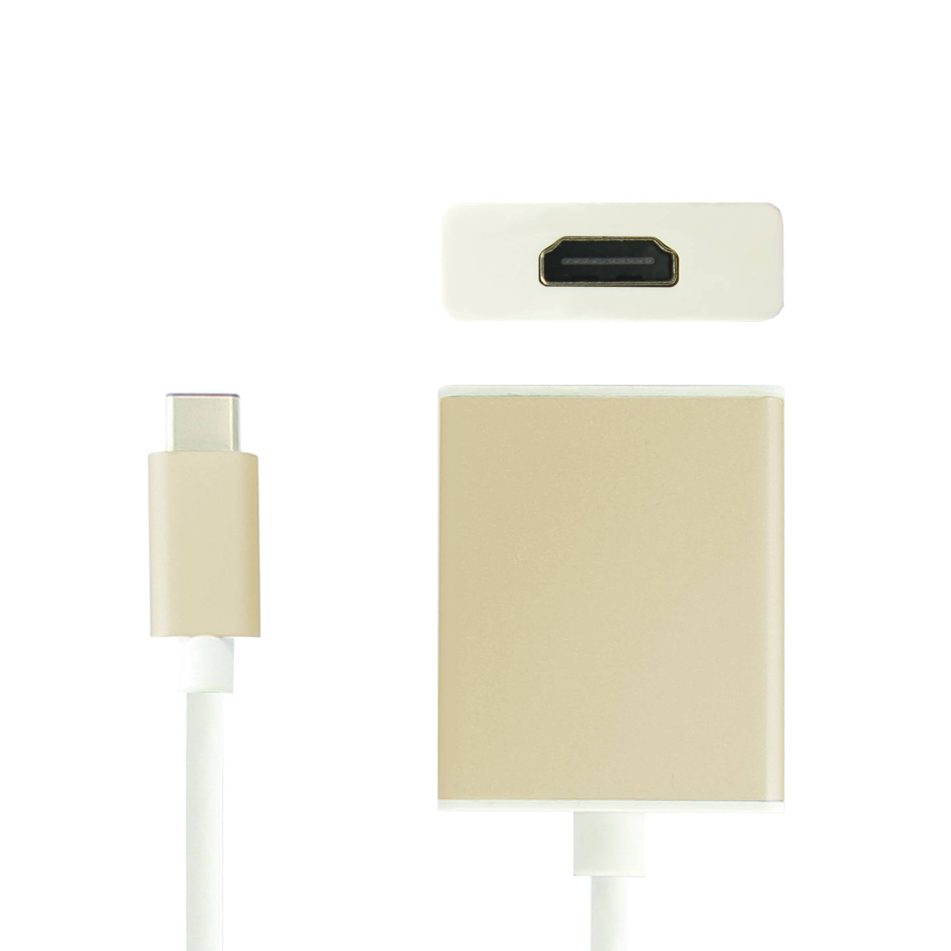 USB 3.1 Type- C to HDMI Adapter