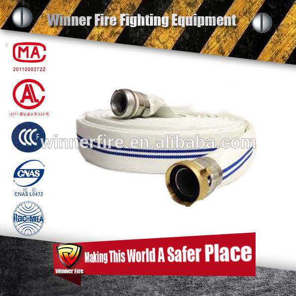 Reduced Drag Resistance fire truck hose, high quality and good price fire truck hose