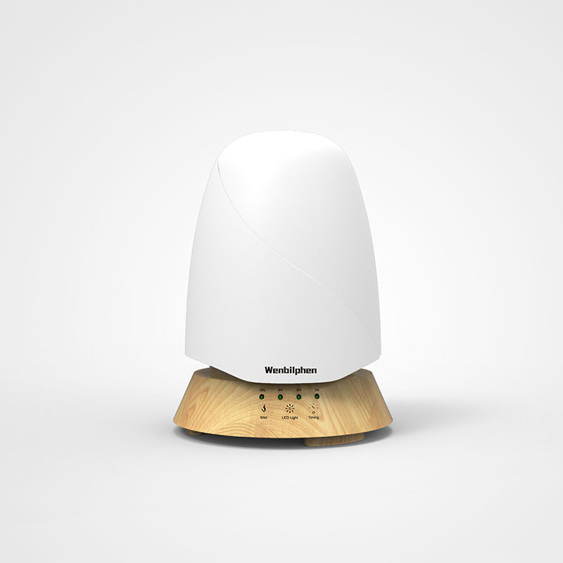 TD-03 Egg Head-Shaped Air Aroma Diffuser/Aromatherapy Diffuser/Essential Oil Diffuser