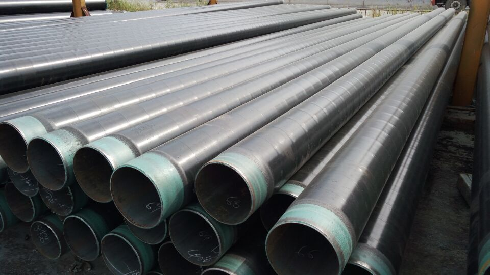 Electric Resistance Welded Pipes (ERW Pipes) with different standards
