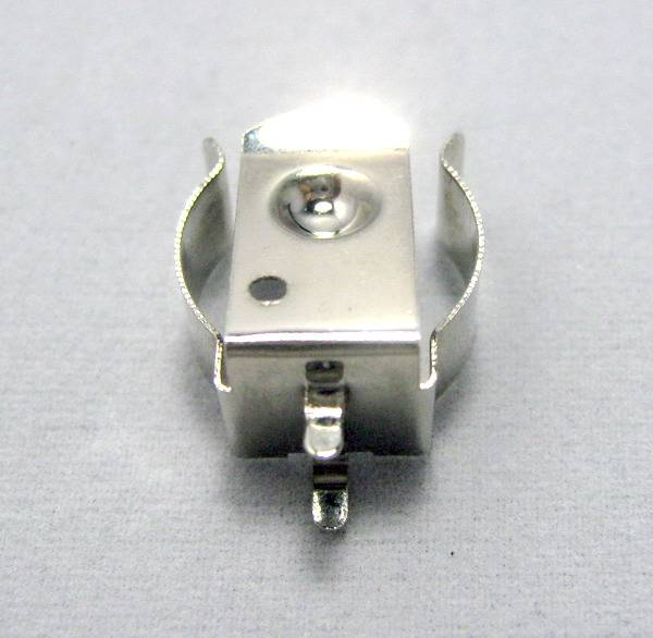 battery contact and battery clips