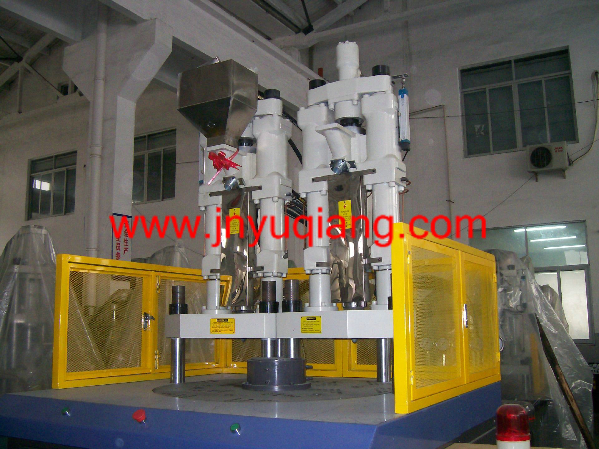 YQ-500 two color injection machine