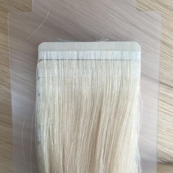Straight Mini Tape Hair Extensions