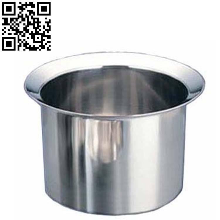 Stainless steel oil basin ZD-YG01