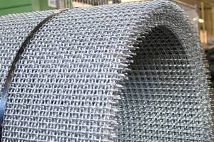 Factory Direct Sale Crimped Wire Mesh