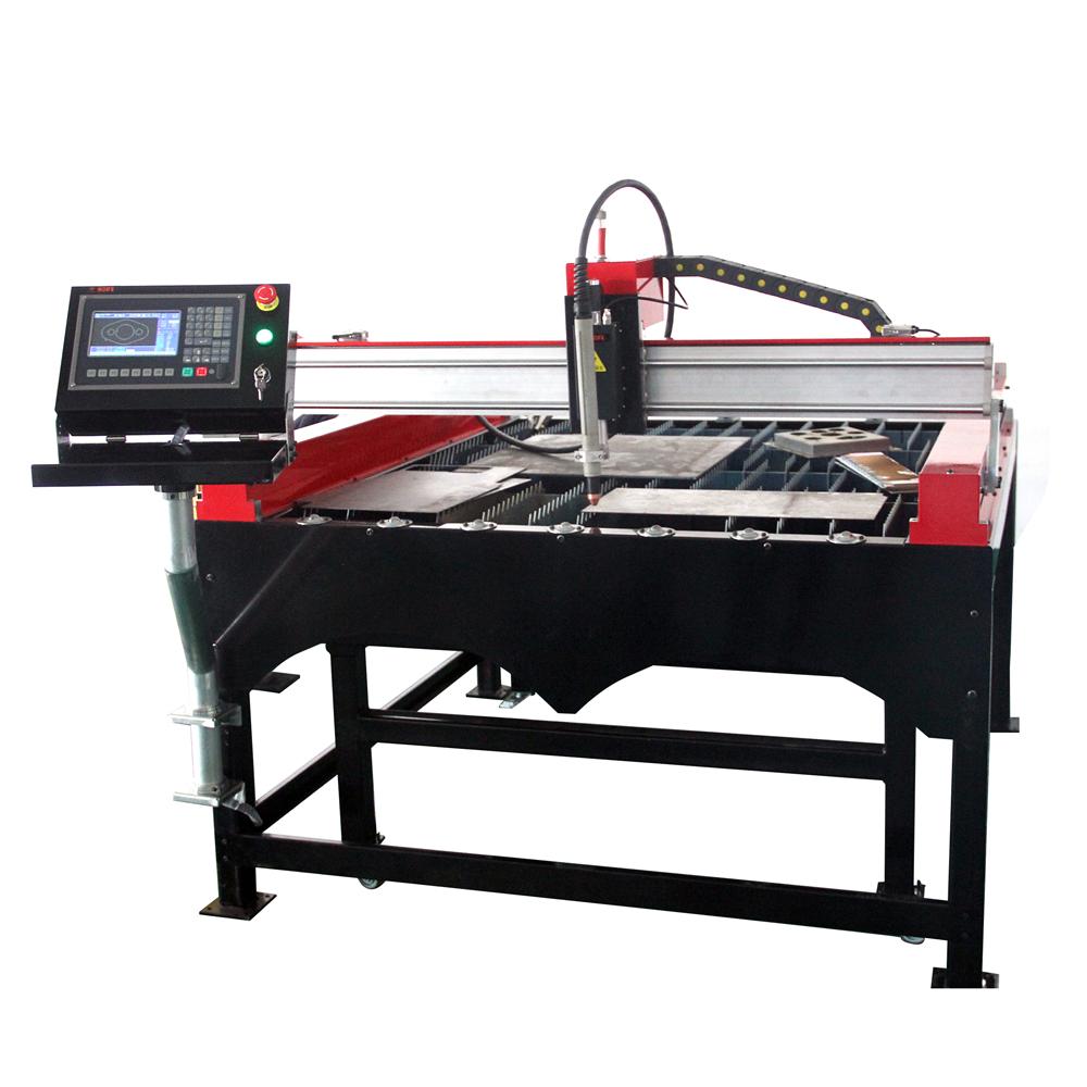 Cheap price of metal plasma cutting machine made in china