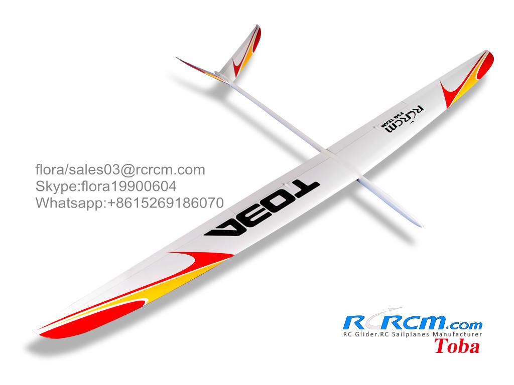 Toba slope F3B rc composite glider