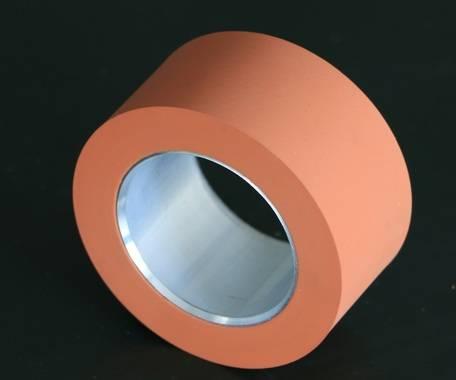 rubber cots for cotton chemical fiber