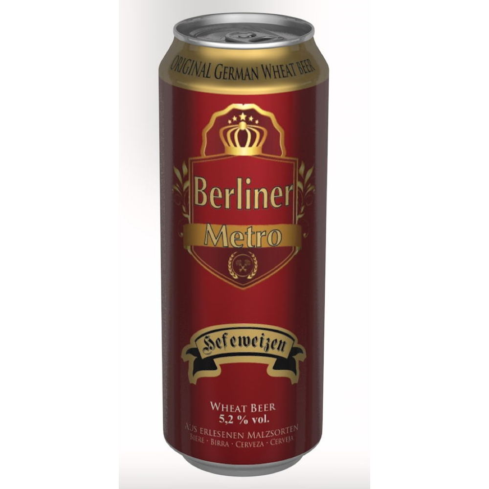 Steinberg Helle - Lager beer in cans - bottles and KEG