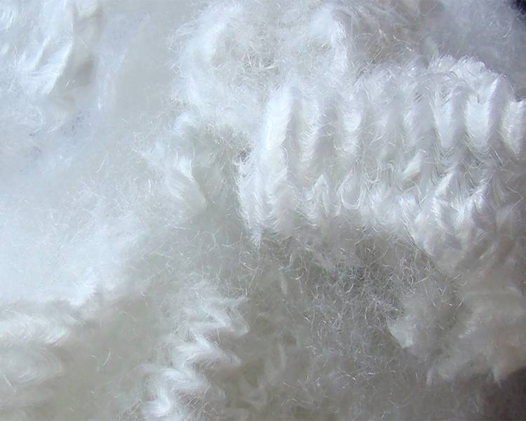 2-Dimension Polyester Staple Fiber