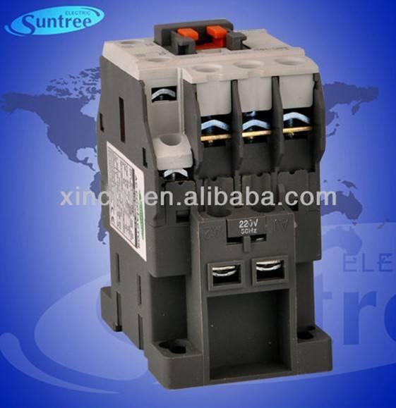 Metasol MC Series contactor 3P,4P 6A to 100A CE