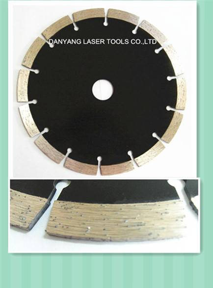 Cutting Disc Segment for Cutting Stone with Middle Quality