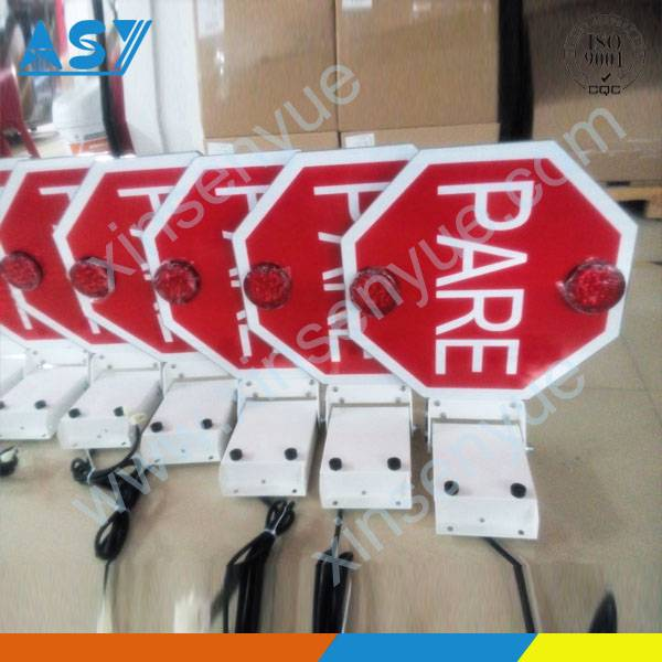 Bus Transportation Electric Slow Sign Auto Parts