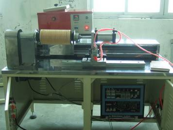 Heavy Duty Air Filter Outer Threading Machine