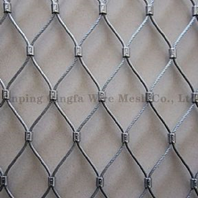 Stainless Steel Stair Railing Mesh