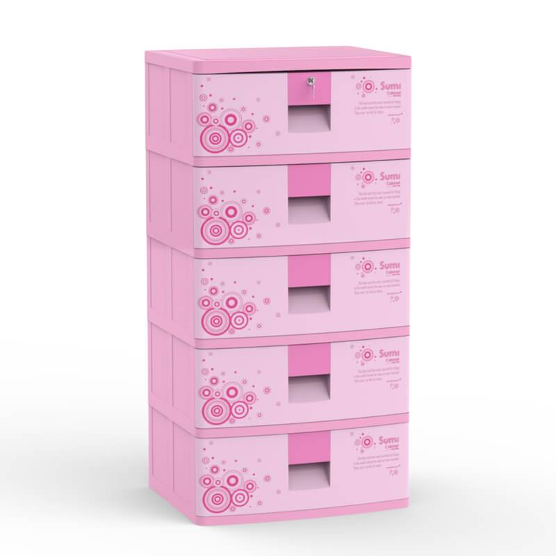 Plastic clothing cabinet closet drawer -Duy Tan Platics Vietnam